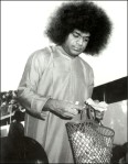 Old Photo Of Sathya Sai Baba
