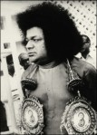 Beautiful Photograph Of Satya Sai Baba