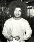 Beautiful Picture Of Sathya Sai Baba
