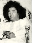 Beautiful Photo Of Sathya Sai Baba