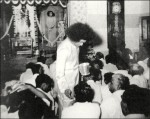 Sathya Sai Baba - Rare Photo