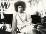 Sathya Sai Baba - Rare Photograph