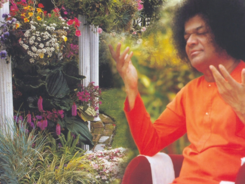 Sai Baba Blessings Sathya Sai Baba Life Love Spirituality