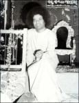 Rare Picture Of Sathya Sai Baba