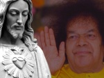 Jesus Wallpapers And Sathya Sai Baba