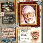 Sai Baba Wallpaper With Quotations