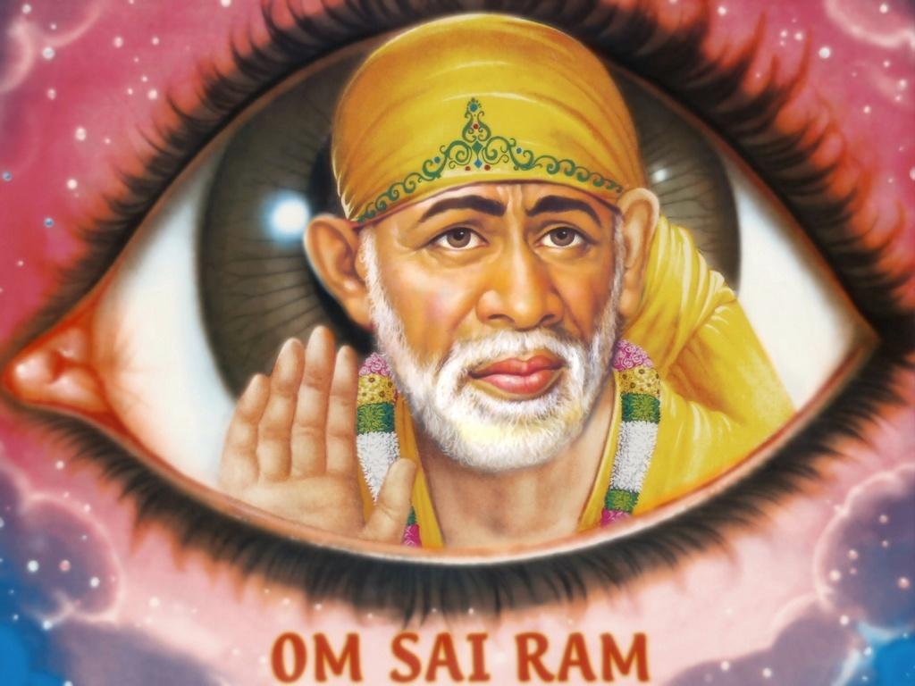 Shirdi sai baba sathya sai baba life love spirituality Om pic download