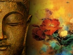 Buddha Chinese Art - Zen Wallpaper