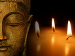 Pictures Of The Buddha Wallpaper Candles
