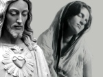 Jesus Wallpaper With Anandamayi Ma